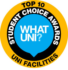 Whatuni Student Choice Awards – Uni Facilities Top 10 Winner